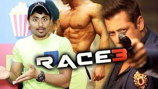 Salman Khan LOSSES 8 Kg Weight For Race 3 | Race 3 Latest Updates
