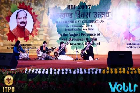 Jharkhand Day Celebration at IITF 2017 - Part 4