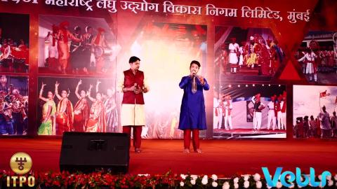 Maharashtra Day Celebration - Performance E at IITF 2017