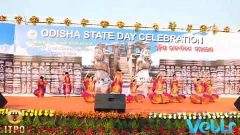 Odisha State Day Celebration - Performance C at IITF 2017