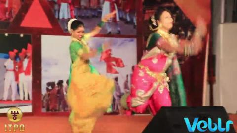 Maharashtra Day Celebration - Performance F - Part 1 at IITF 2017
