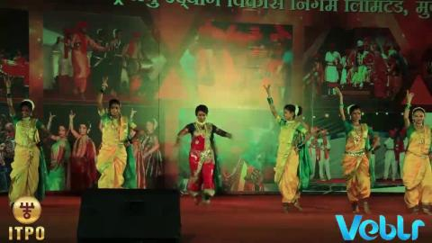 Maharashtra Day Celebration - Performance F - Part 2 at IITF 2017