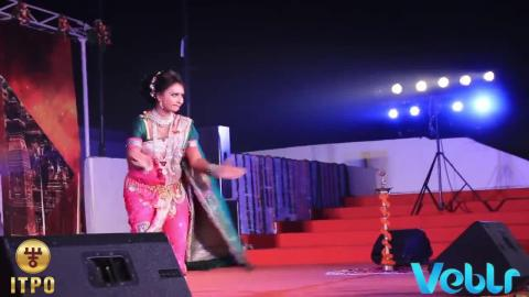 Maharashtra Day Celebration - Performance F - Part 3 at IITF 2017