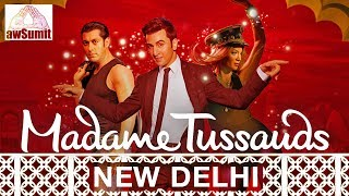 VLOG Madame Tussauds Delhi - 1st International Wax Musuem in India  @awSumit