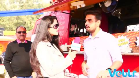 Being Truckers Food Truck - Delhi Food Truck Festival 2017