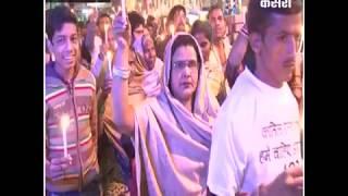 दिल्ली : प्रेम नगर स्थित रेलवे क्रॉसिंग पर अंडरपास के लिए आंदोलन शुरू