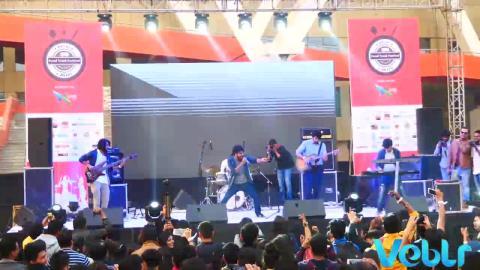 Musical Band Performance 2 at Delhi Food Truck Festival 2017