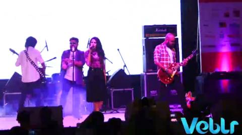 Musical Band Performance 3 Part 1 at Delhi Food Truck Festival 2017
