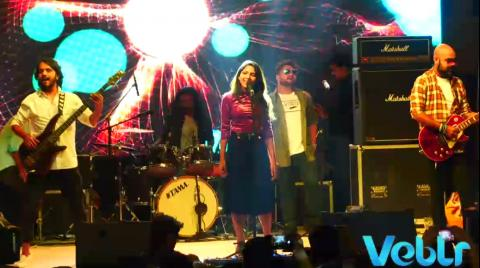 Musical Band Performance 3 Part 2 at Delhi Food Truck Festival 2017