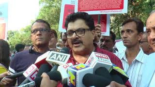 IFTDA Protests Against Karni Sena For Padmavati Controversy | Ashok Pandit, Pawan Malhotra