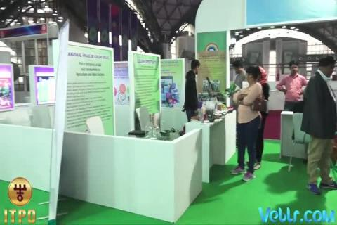 Ministry of Agriculture & Farmers Welfare Pavilion at 37th India International Trade Fair 2017