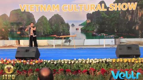 Vietnam Cultural Show Celebration - Performance 3 at IITF 2017