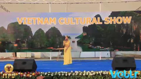 Vietnam Cultural Show Celebration - Performance 5 at IITF 2017