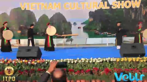 Vietnam Cultural Show Celebration - Performance 6 at IITF 2017