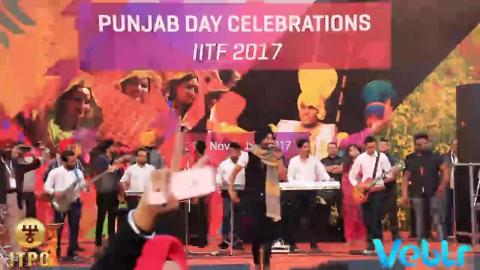 Punjab State Day Celebrations - Performance 1 - Part 2 at IITF 2017