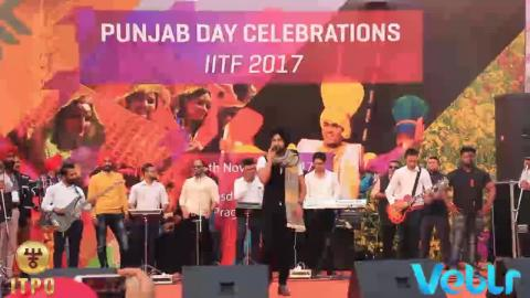 Punjab State Day Celebrations - Performance 1 - Part 3 at IITF 2017