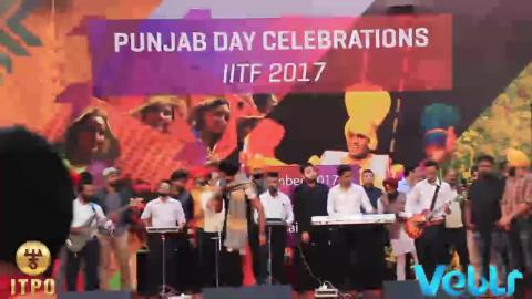 Punjab State Day Celebrations - Performance 1 - Part 4 at IITF 2017