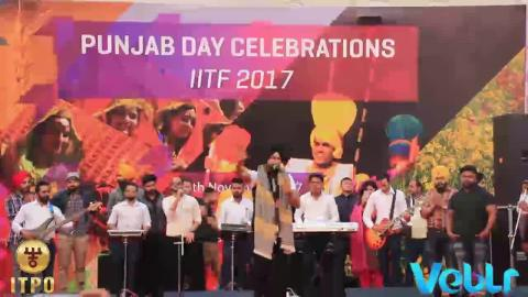 Punjab State Day Celebrations - Performance 1 - Part 5 at IITF 2017
