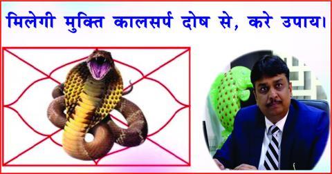 Kal Sarp Dosha Remedies in Hindi. मिलेगी मुक्ति कालसर्प दोष से, करे उपाय।