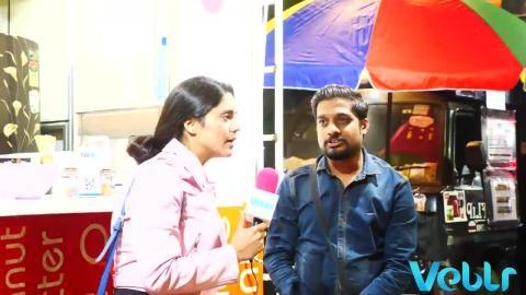 Flip Food Truck at Delhi Food Truck Festival 2017