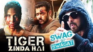 Salman's Tiger Zinda Hai Trailer Crosses 100 Million Views, Swag Se Swagat INSPIRED From The Horns