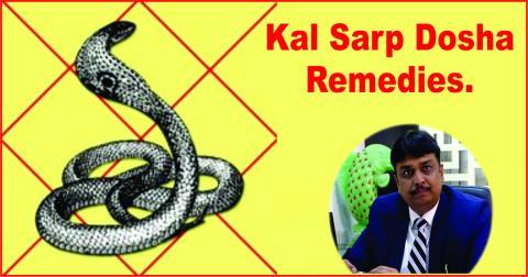 Kal Sarp Dosha Remedies.