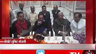 दिल्ली - केंद्रीय मंत्री ने किया ओपन जिम का उद्घाटन