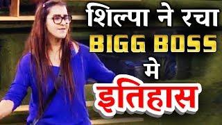 Shilpa Shinde CREATES Record In Bigg Boss History   Bigg Boss 11