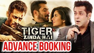 Tiger Zinda Hai Advance Booking In Overseas Begins, Tiger Zinda Hai REVIEW By Salman Khan
