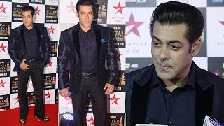 Salman Khan At Star Screen Awards 2018 | Full Video | Tiger At Star Screen Awards