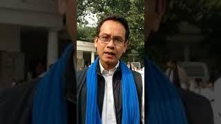 Gaurav Gogoi on Rahul Gandhi filing nomination for the post of Congress President