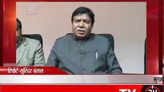 पंचकुला - मुख्यमंत्री करेंगे तीन परियोजनाओं का उदघाटन