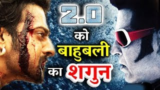 Robot 2.0 Will Release On Same Date As Baahubali 2 | History To Repeat Again