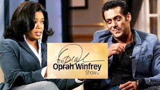 Salman Khan INVITED For The Oprah Winfrey Show | Salman On The Oprah Winfrey Show