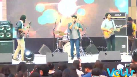 Musical Band Performance 2 Part 4 at Delhi Food Truck Festival 2017