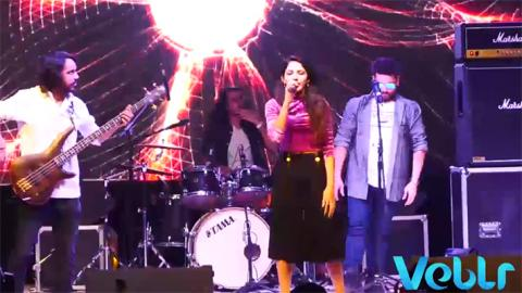 Musical Band Performance 3 Part 3 at Delhi Food Truck Festival 2017