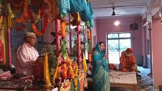 @Jangid Samaj Vishwkarma Mandir Katha puran
