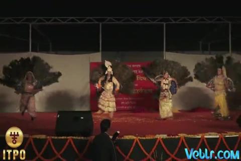 Uttar Pradesh Day Celebrations - Performance 1 Part 3 at iitf 2017