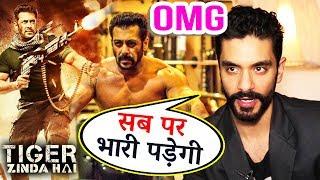 Salman's Tiger Zinda Hai FITNESS Secret Revealed, Tiger Zinda Hai To Give TOUGH To Hollywood