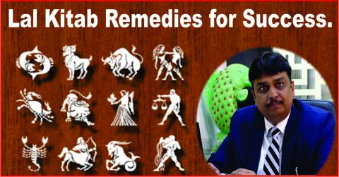 Lal Kitab Remedies for Success.