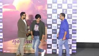 Mukkabaaz Official Trailer Launch | Anurag Kashyap | Jimmy Shergill & Ravi Kishan