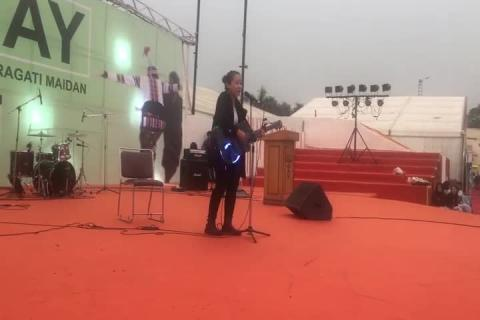 Mizoram Day Celebrations - Performance 4 Part 4 at iitf 2017