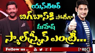 mahesh babu vs jr ntr on small screen l bigg boss vs meelo evaru koteeswarudu l rectvindia