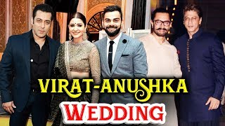 Anushka - Virat Kohli WEDDING DETAILS Revealed | ITALY Marriage