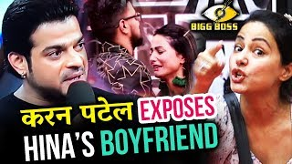 Karan Patel Takes A DIG At Hina Khan And Boyfriend Emotional Drama