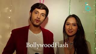Rohan Mehra &Krissann Barretto Exclusive Interview - Sasural Simar Ka 2000 Episode Complition Party