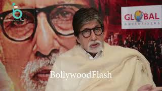 Amitabh Bachchan Exclusive Interview - The Great Leader Film By Amitabh Bachchan's Make Up Man