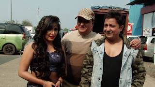 Parinda Song Onlocation With Sukhwinder Singh, Producer Jagbir Dahiya, Shivendra Dahiya