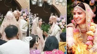 Virat Anushka CUTE WEDDING MOMENTS | Virat Kohli - Anushka Sharma Wedding | Virushka