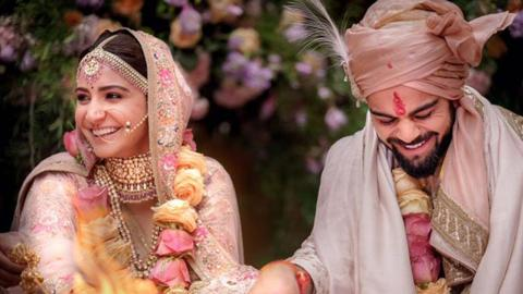 Virat Kohli & Anushka Sharma Wedding Video - Italy